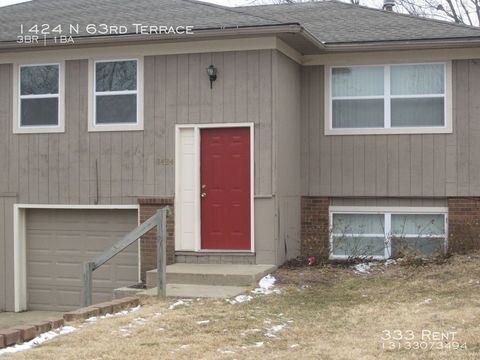 Photo of 1424 N 63rd Ter, Kansas City, KS 66102