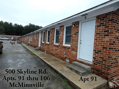 Photo of 500 Skyline Dr Apt 106, McMinnville, TN 37110