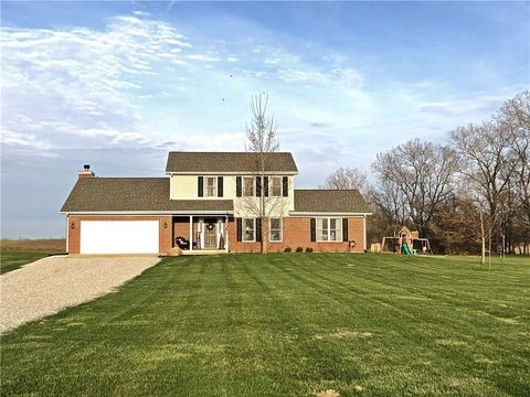Photo of 5588 S County Road 1100 W, Knightstown, IN 46148