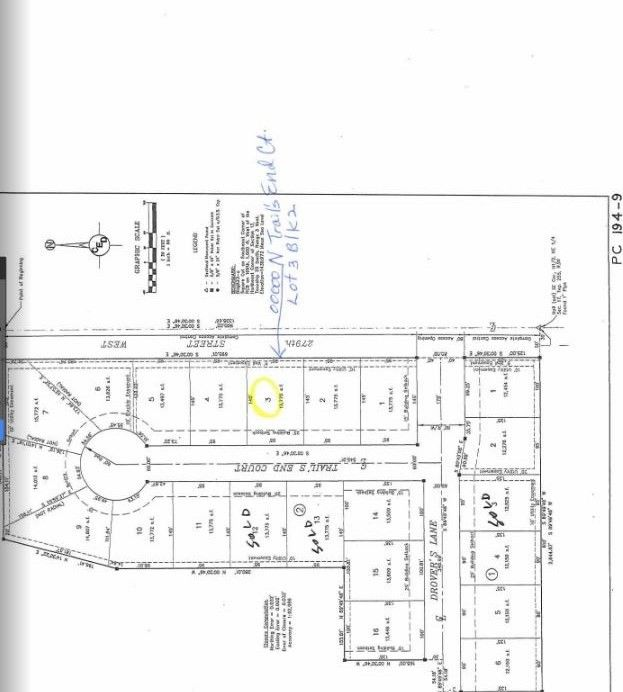 Blk 2 N Trails End Ct Unit Drovers 1st Add Xing Lot 3 Mount Hope, KS 67108