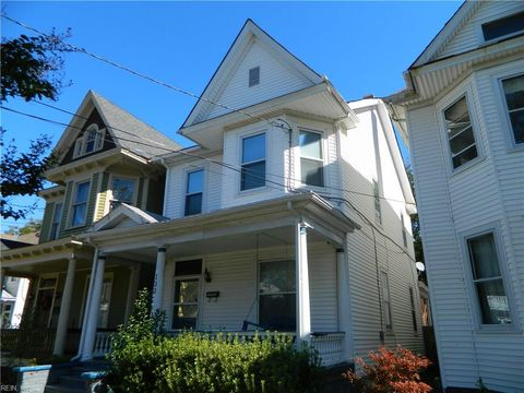 Photo of 133 Linden Ave, Portsmouth, VA 23704