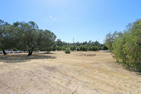 Sleeping Indian Rd, Fallbrook, CA 92028