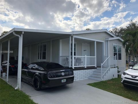 South Florida, FL Mobile & Manufactured Homes for Sale - realtor com®
