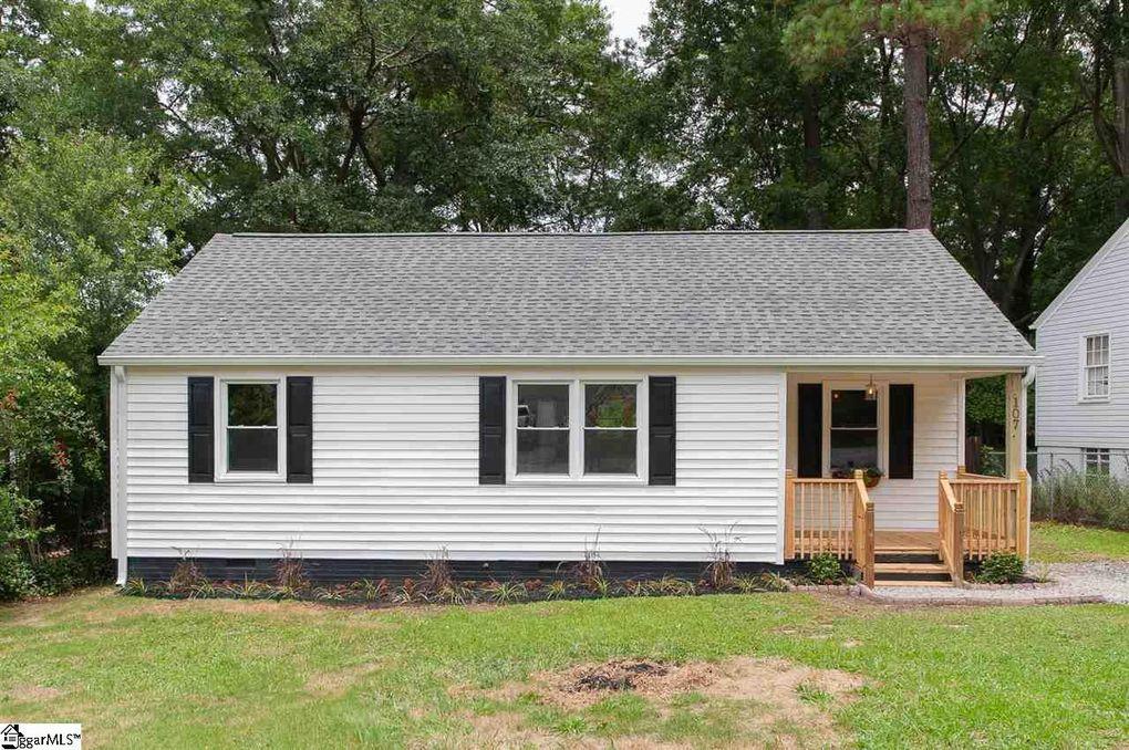 107 Briarwood Rd Spartanburg, SC 29301