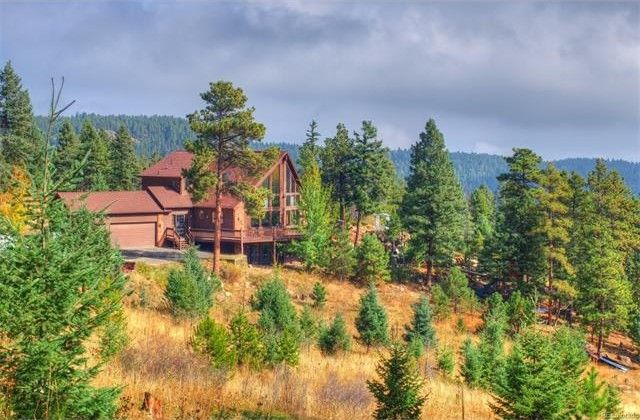 12954 s ridge rd conifer co 80433 home for sale real