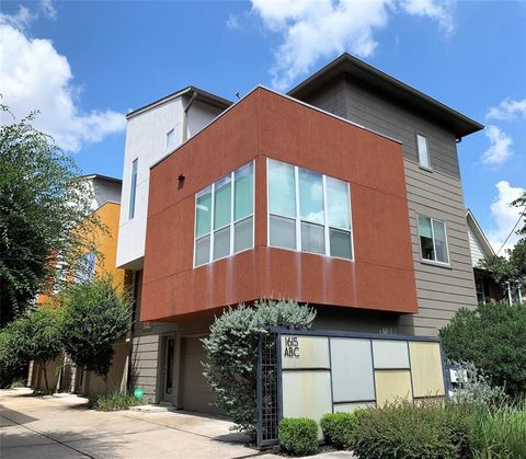 Pleasing 1615 Knox St Unit A Houston Tx 77007 Home Interior And Landscaping Eliaenasavecom