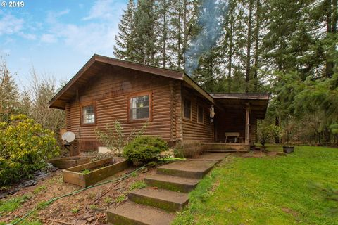Photo of 26601 Nw Bacona Rd, Buxton, OR 97109