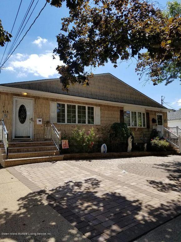424 Falcon Ave Staten Island Ny 10306 Realtorcom
