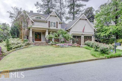 Photo of 509 Pine Tree Dr Ne, Atlanta, GA 30305