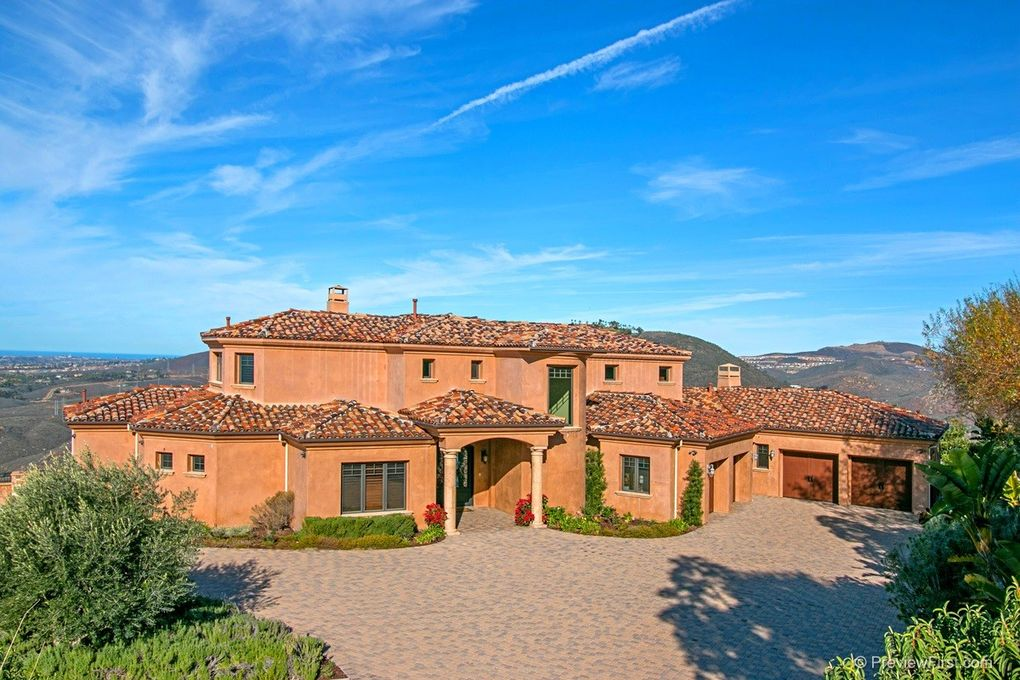 Rancho Santa Fe Property Records
