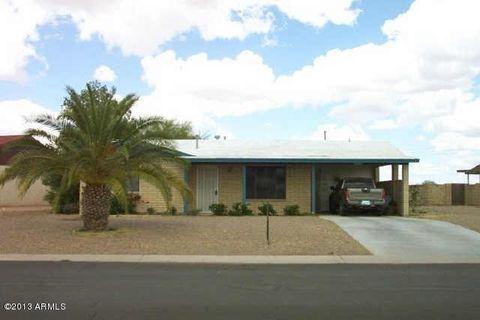8158 W Santa Cruz Blvd, Arizona City, AZ 85123