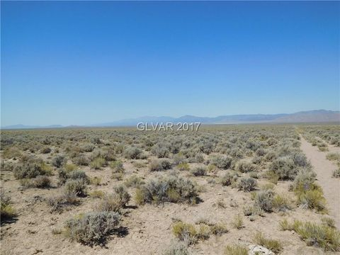 Vacant Land In Nye County, NV 89317