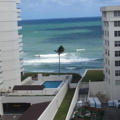 3570 S Ocean Blvd Apt 912, South Palm Beach, FL 33480