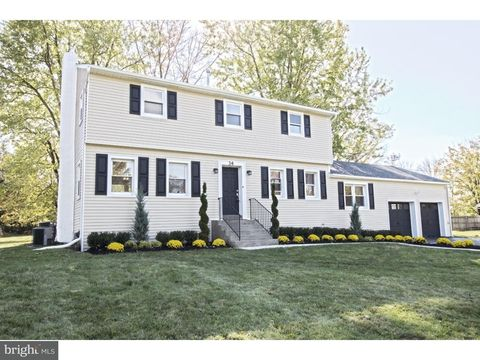 Perfect 34 Woosamonsa Rd, Pennington, NJ 08534. House For Rent