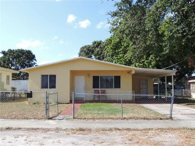 2271 Nw 152nd Ter Miami Gardens Fl 33054 Home For Sale