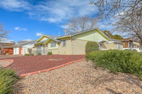 Holiday Park, Albuquerque, NM Real Estate & Homes for Sale