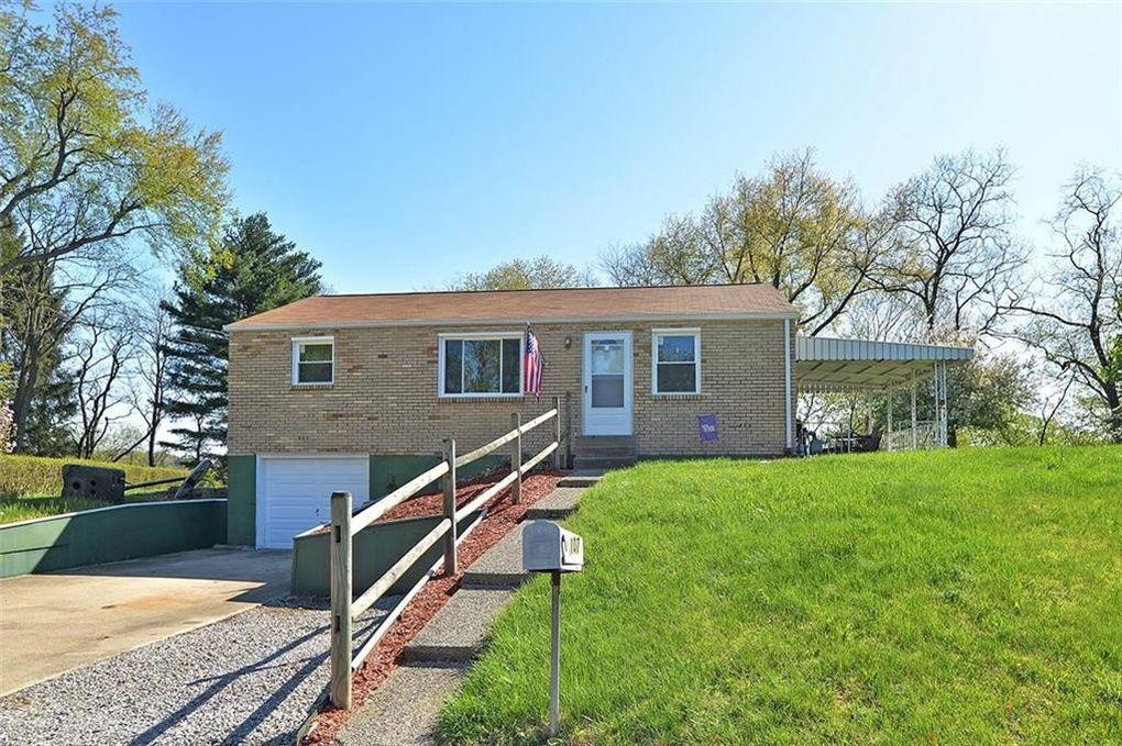 107 Hilltop Cir, Shaler Township, PA 15116