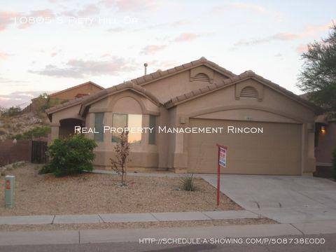 Photo of 10805 S Piety Hill Dr, Vail, AZ 85641