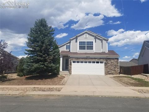 Photo of 5652 Spoked Wheel Dr, Colorado Springs, CO 80923