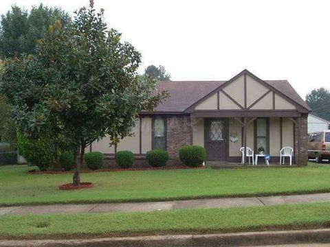 Photo Of 4109 Hitch Dr Memphis Tn 38128