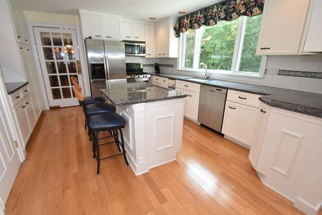 White Kitchen Littlefield 119 littlefield ln, marlborough, ma 01752 - realtor®