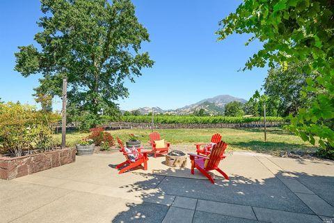 Photo of 2209 Mora Ave, Calistoga, CA 94515