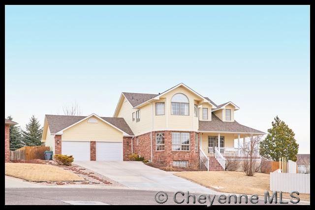 5803 Cityview Ct, Cheyenne, WY 82009