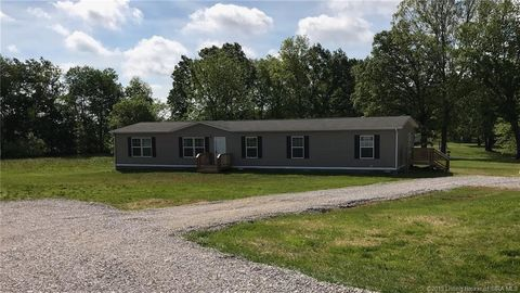 Photo of 1034 S Wooded Fields Rd, Hardinsburg, IN 47125