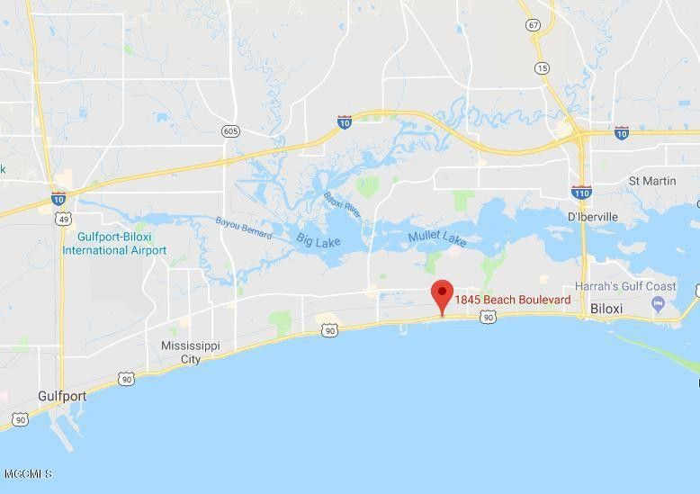 1845 Beach Blvd Biloxi Ms 39531 Land For Sale And Real Estate