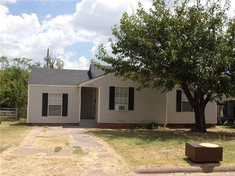 Photo of 1617 Green St, Abilene, TX 79603