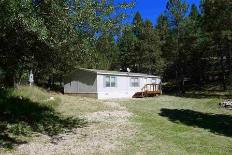 7 Lariat Rd, Mayhill, NM 88339