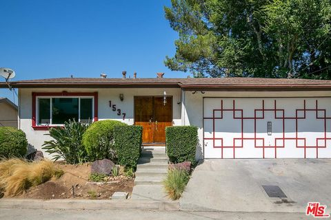 Photo of 1537 Silverwood Dr, Los Angeles, CA 90041