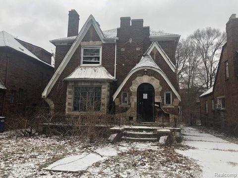 Photo of 17534 Monica St, Detroit, MI 48221