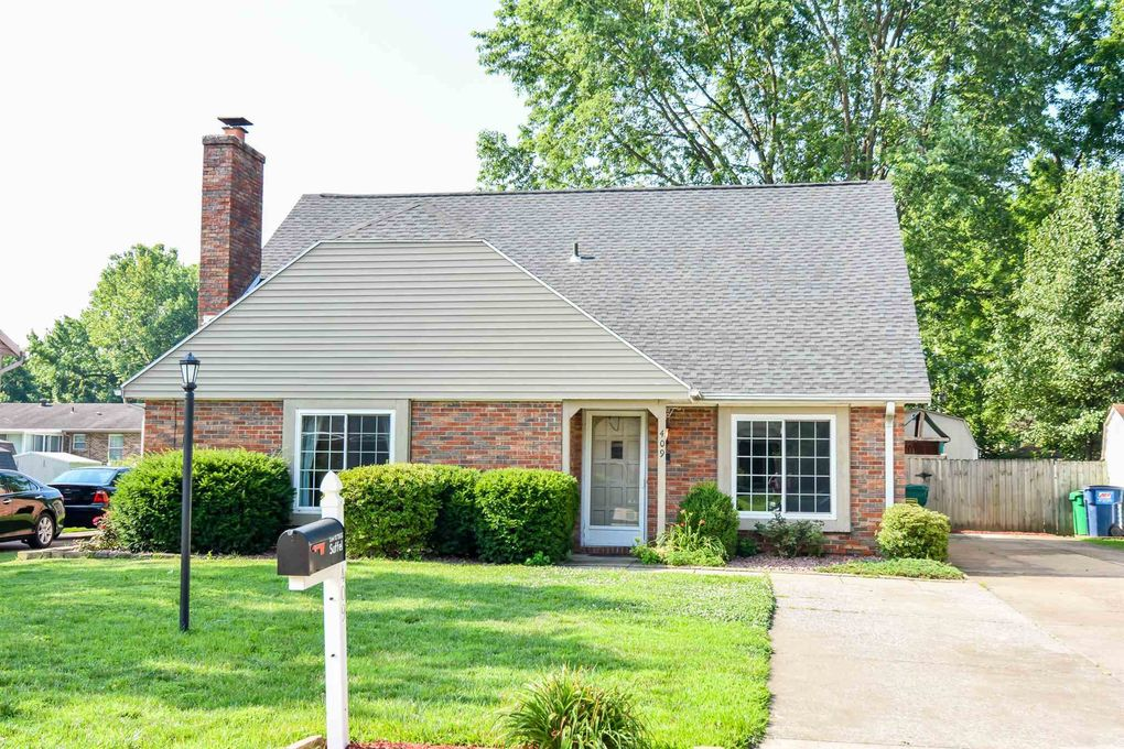 409 Old Cannon Way Evansville, IN 47711