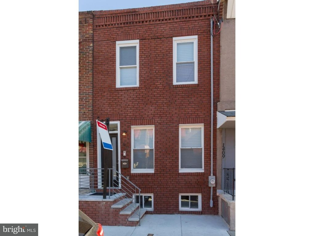 1407 S 20th St, Philadelphia, PA 19146