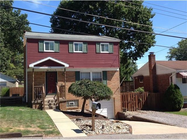 806 rosemont ave shaler township pa 15223 home for sale real estate