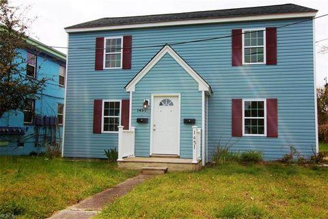 Photo of 1451 W Ocean View Ave Unit B, Norfolk, VA 23503
