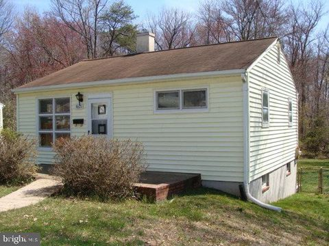 Photo of 9621 52nd Ave, College Park, MD 20740