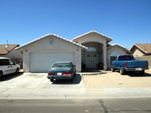1750 E Bienestar Ln, Yuma, AZ 85349