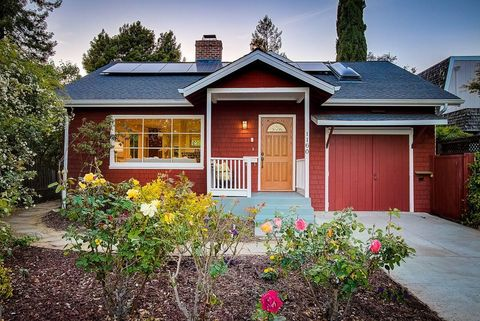 Awe Inspiring College Terrace Palo Alto Ca Real Estate Homes For Sale Download Free Architecture Designs Crovemadebymaigaardcom