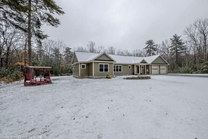 25 Wild Berry Ln East Waterboro ME 04030