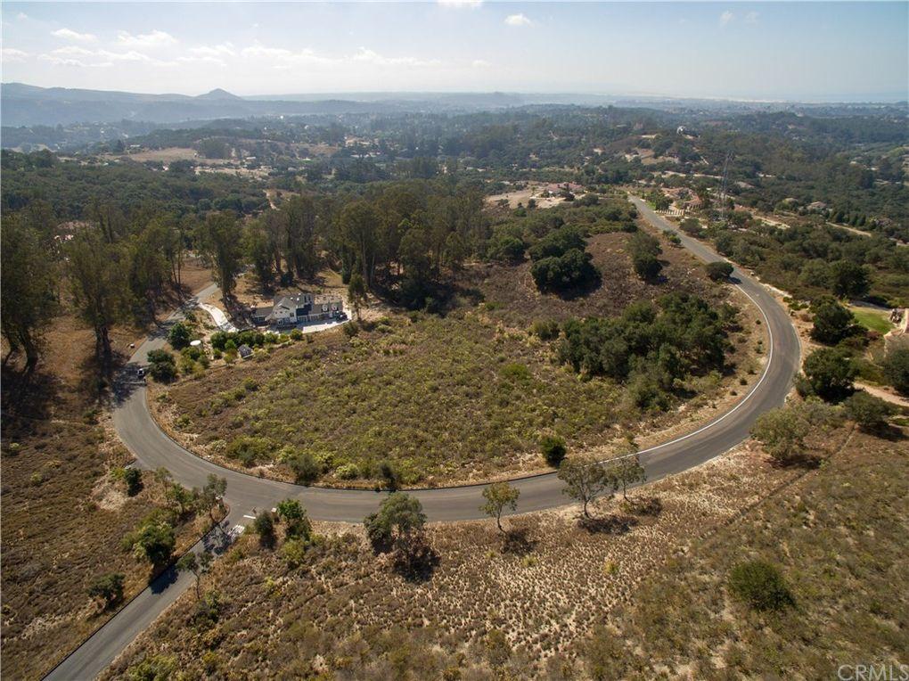 1211 montecito ridge dr arroyo grande ca 93420 land for sale and