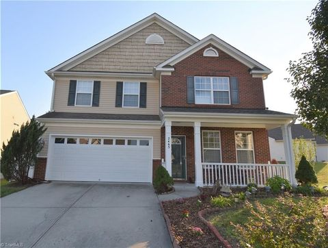 2465 Ingleside Dr, High Point, NC 27265