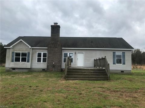 Photo of 23592 Indian Town Rd, Southampton County, VA 23837