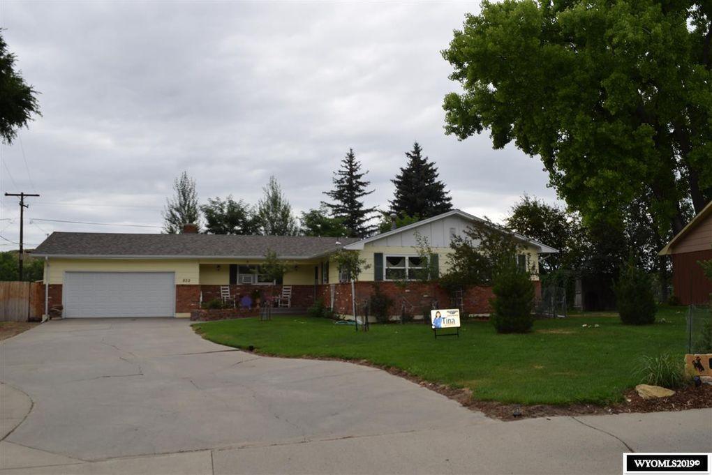 802 Grant Glenrock, WY 82637