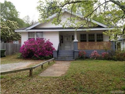 1530 St Charles Ave, Montgomery, AL 36107