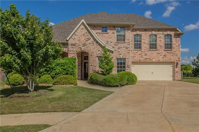 514 Saddle Ridge Trl, Weatherford, TX 76087