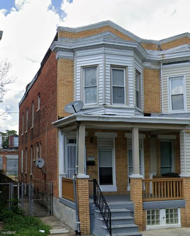 Photo of 3116 Baker St, Baltimore, MD 21216
