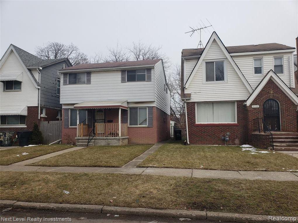 9114 Ward St Detroit, MI 48228