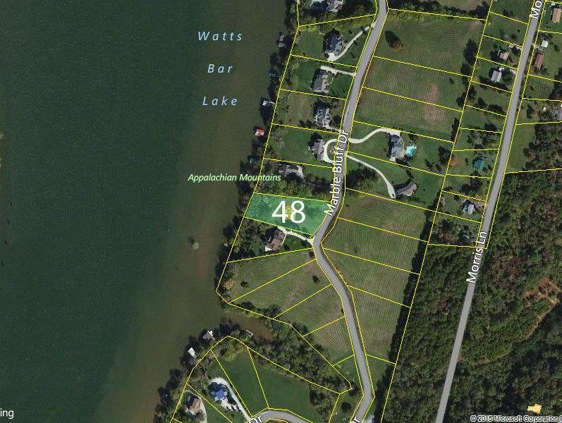 Marble Bluff Dr Lot 48 Kingston, TN 37763